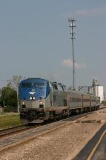 AMTK 191 Train 391