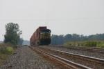 CSX 7693  Train Q106