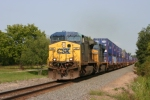 CSX 361 Train Q131 ZDTMX