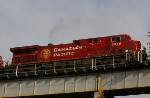 Canadian Pacific 8655