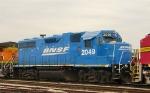 BNSF 2049
