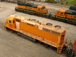 Patched BNSF 2045