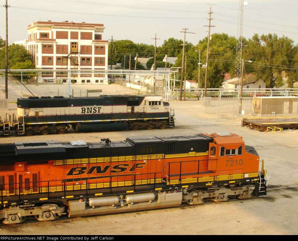 Two generations of BNSF technology