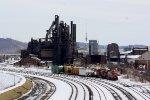 River Yard and Bethlehem Steel