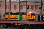 BNSF 2260 Looks Like A New Paint Job