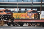 BNSF 4938, Still Not Painted