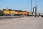 BNSF 8839 South Bound Coal Train