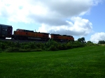 BNSF 5246 and 5346