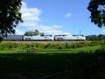 Amtrak 184 and 15