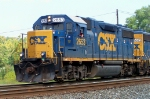 CSX 2653 At North Arlington Akron, Ohio