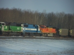 BNSF 8105