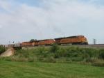 BNSF 5858
