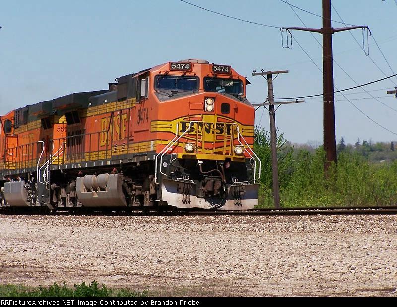 BNSF 5475