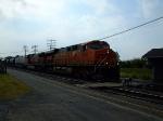 BNSF 6082