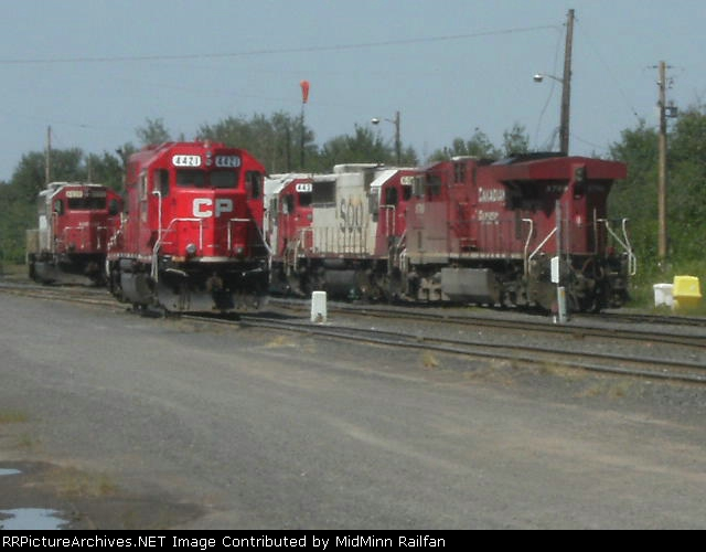 Lots of SOO and CP Power