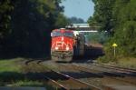CN Freight in Woodstock