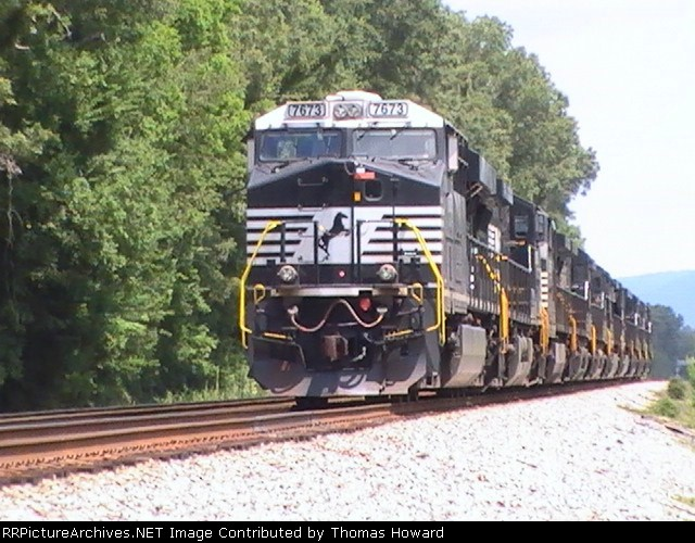 Norfolk Southern lite engines