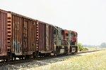Northbound CN M33571-09