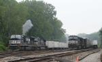 Black Diesels, Blue smoke