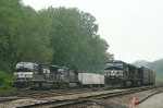 NS Haven on the BNSF