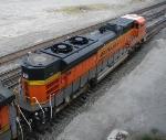 BNSF 9236
