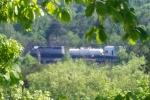 Weed spray train