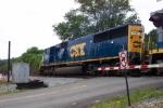 Train Q142