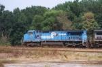 CSX C40-8W 7306 Ex-Conrail