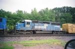 CSX SD40-2 8851