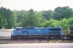CSX C40-8W 7922 Ex-LMS locomotive