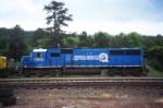 CSX SD50-2 2474