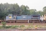 CSX C40-8W 7922
