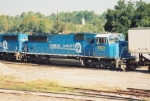 CSX SD60I 8727
