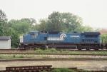 CSX C40-8W 7318