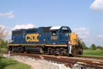 CSX 2562 (former L&N 4052) returns to the Main