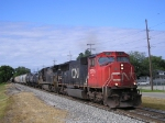 CN 5716 On NS 123 Eastbound