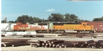 BNSF GP60Ms (ex-ATSF)