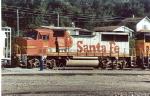 BNSF 160 (ex-ATSF)