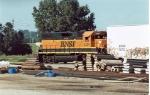 BNSF 2291 (ex-BN, nee-SLSF)