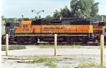 BNSF 2798 New Paint and logo (ex-ATSF)