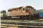 CP Rail 6069