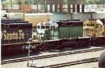 BNSF 6387 (ex-BN, nee-C&S)