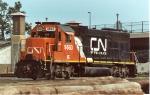 CN-IC 9563 (ex-GM&O)