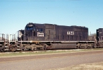 IC 6123 at McDuffie Is coal terminal