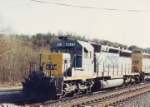 CSX 8023 and 8320