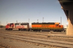 BNSF 2028 and 146