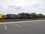 CSX 280 and 8660