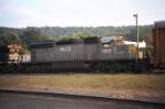 HLCX SD40-2 6621