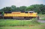 UP SD70M 4501