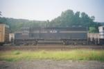 HLCX SD40M-2 9006